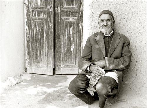 fotografie in bianco e nero - Copyright Bahman Farzad (http://goo.gl/q4RC3V)