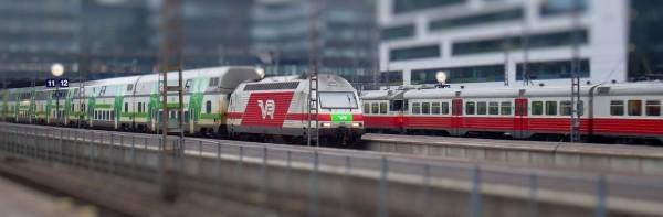 foto di treni
