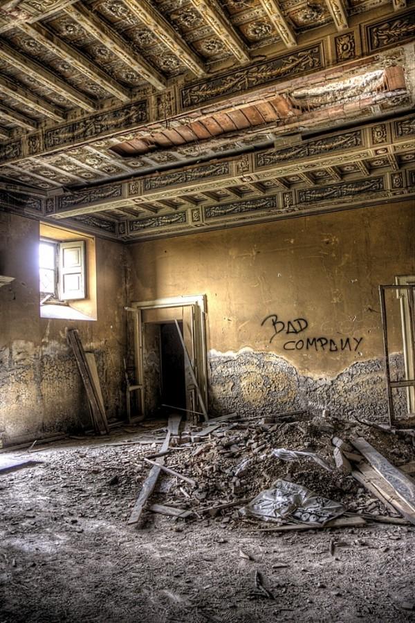 ville abbandonate