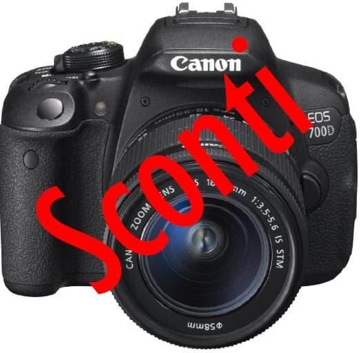 Offerte Reflex Canon di Ottobre 2014 - Fotografare in Digitale