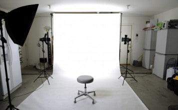 luci per lo studio fotografico