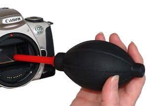 Come pulire il sensore fotografico della nostra reflex fotografare in digitale - Pulizia specchio reflex ...