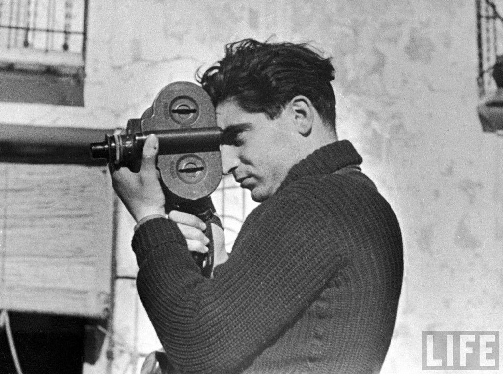 Robert Capa - ritratto