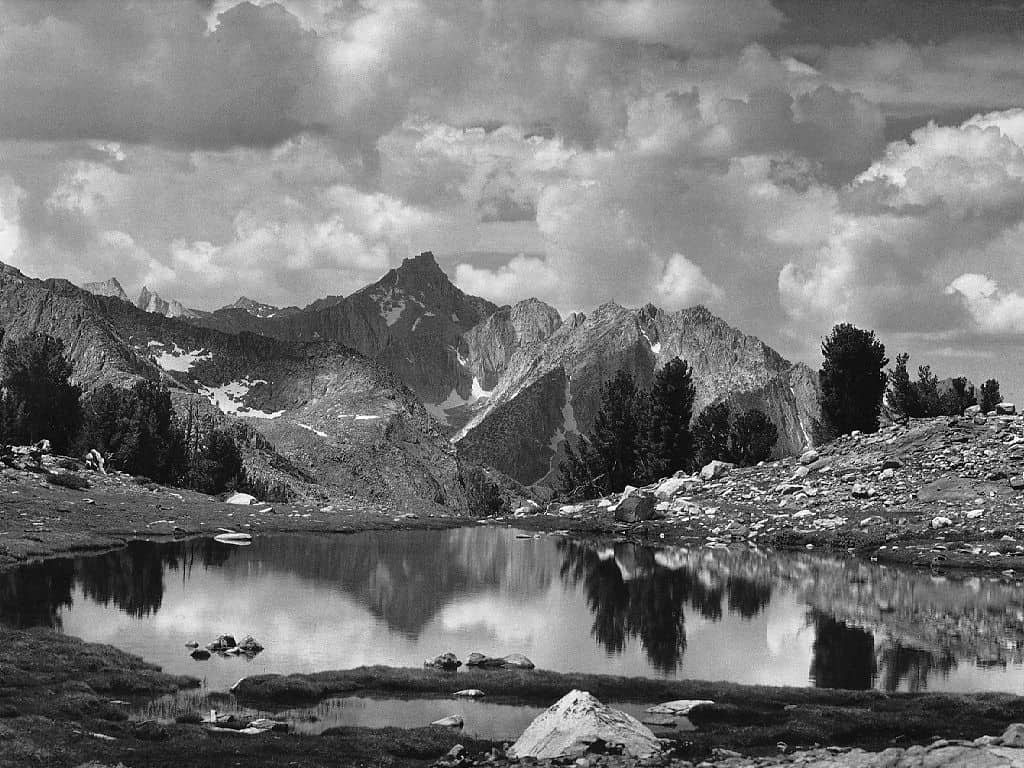 Ansel Adams - The John Muir Trail
