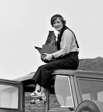 Dorothea Lange - Ritratto