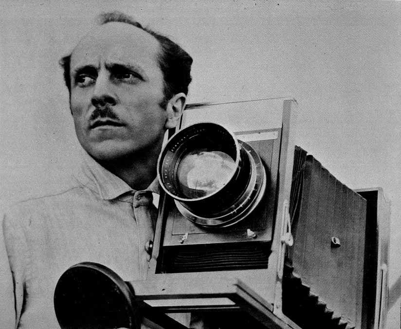 Edward Weston - Autoritratto