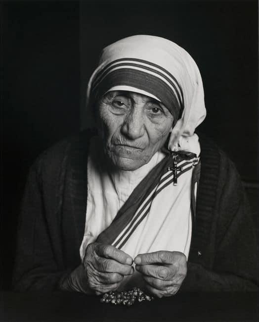 Karsh - Madre Teresa