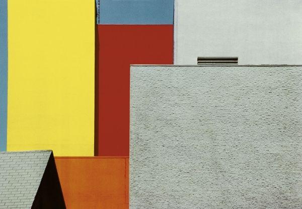 Franco Fontana - Paesaggio Urbano