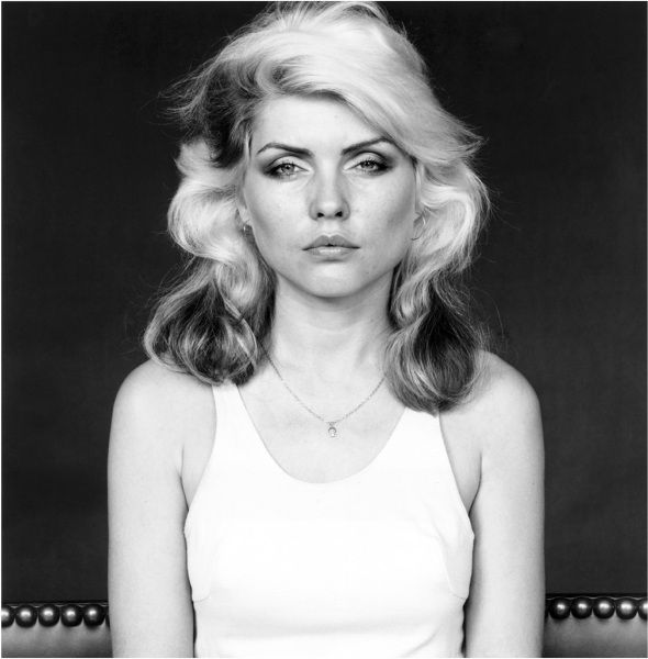 Robert Mapplethorpe - Deborah Harry