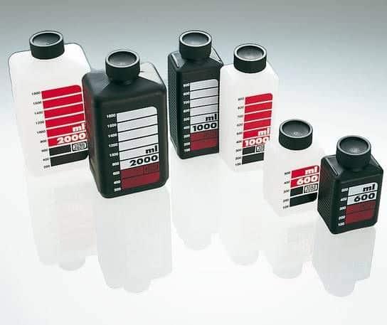 Set di bottiglie graduate