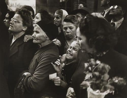 Ernst Haas  - Homecoming