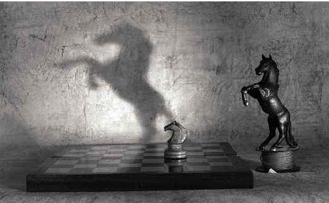 scambio ombre - scena iniziale