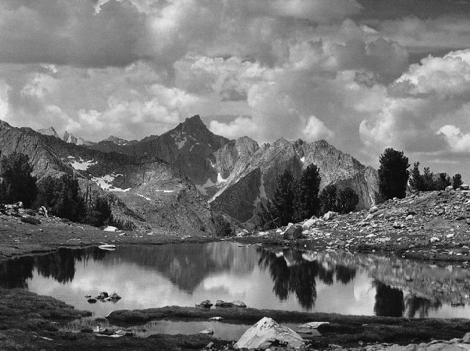 Ansel Adams - Foto originale