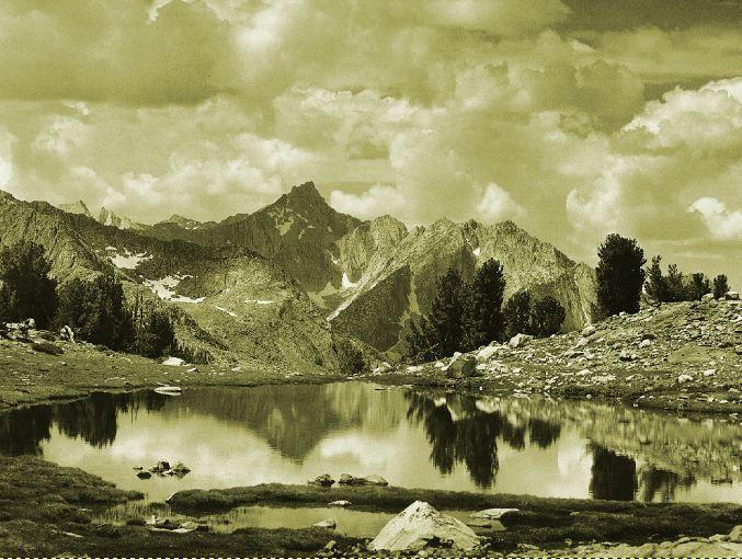Ansel Adams - Viraggio al Titanio