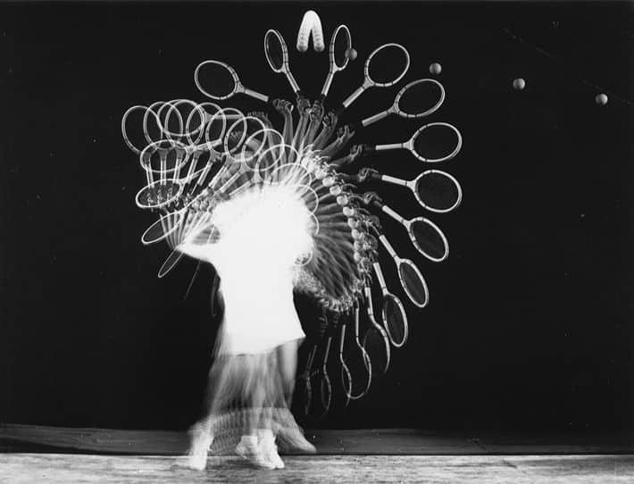 H. Edgerton - la magia del movimento
