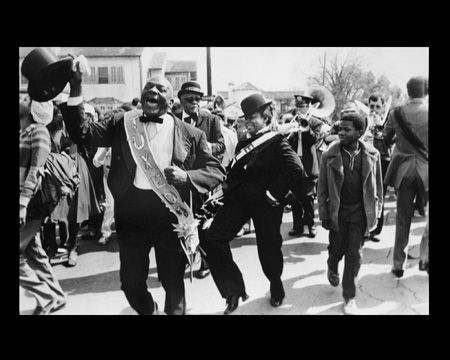 Fats Houston Funeral 1981