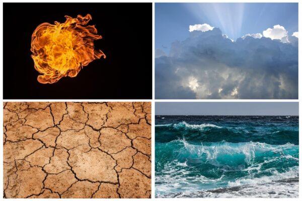 Come fotografare gli elementi
