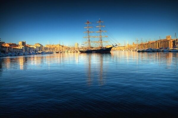 foto di barca