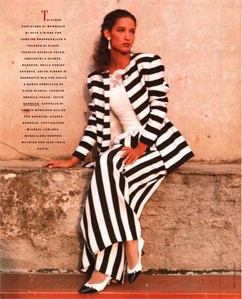 Marpessa su Vogue