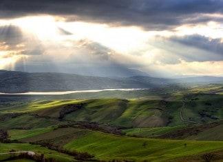 foto di paesaggio