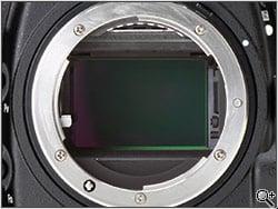 Sensore Nikon D810