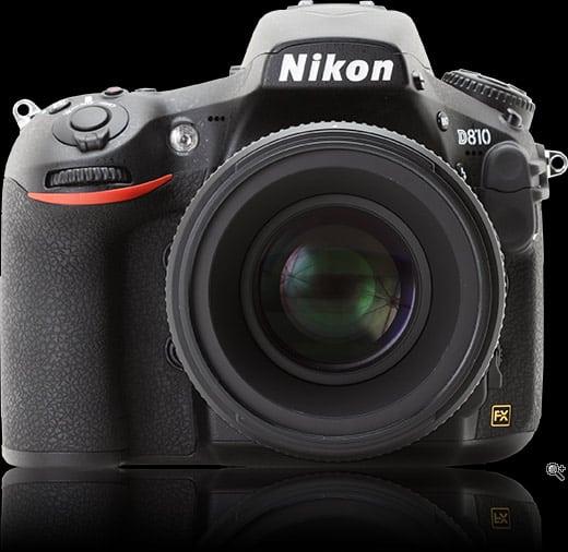 La Nikon D810