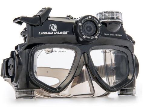 maschera subacquea