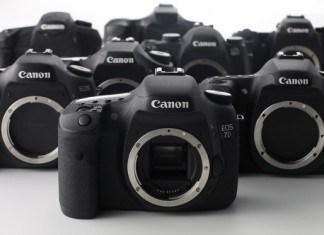impostazioni delle reflex canon