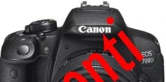 offete reflex canon