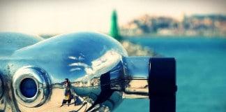 migliorare la composizione fotografica - unica lente
