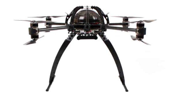 skyjib fotografare con i droni
