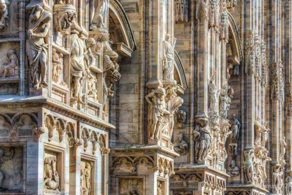 fotografare le chiese