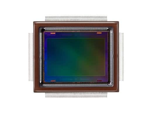 Sensore Canon da 250 megapixel