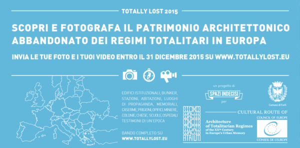 totally lost 2015 - concorso fotografico