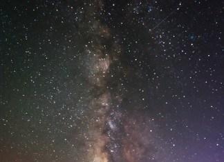 fotografia astronomica - via lattea