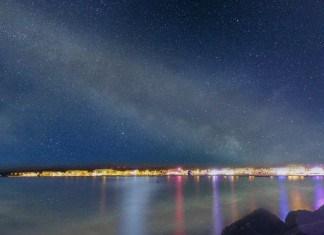 impostazioni per fotografia astronomica