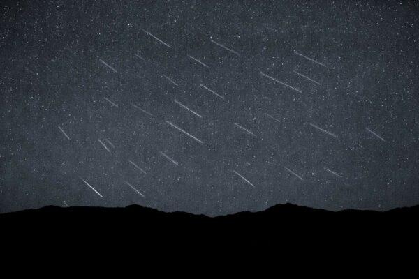 fotografare i meteoriti
