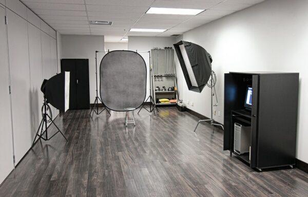 dimensioni dello studio fotografico