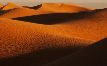fotografare la sabbia