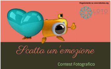 loto onlus concorso fotografico