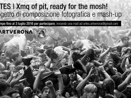 Xmq of pit, ready for the mosh!