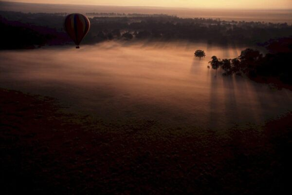 fotografare le mongolfiere