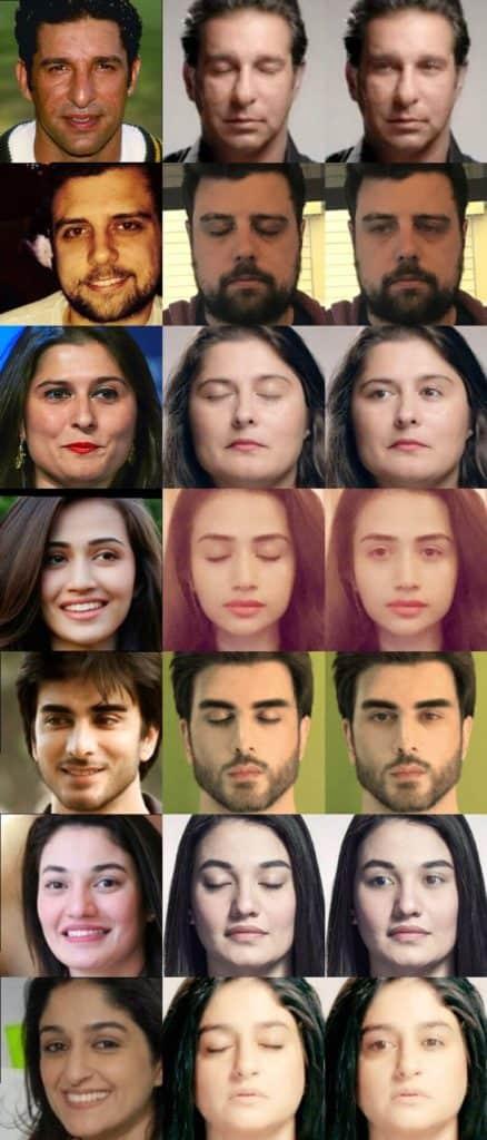 l'IA di Facebook apre gli occhi nelle foto