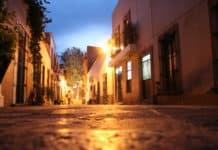 la qualità della luce - luce calda