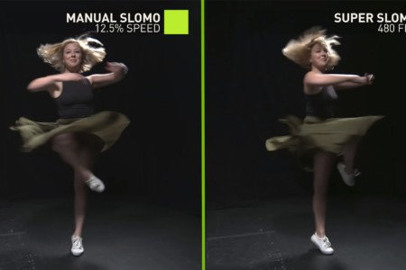 da video normale a slow motion