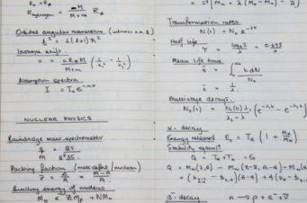 La matematica del rumore