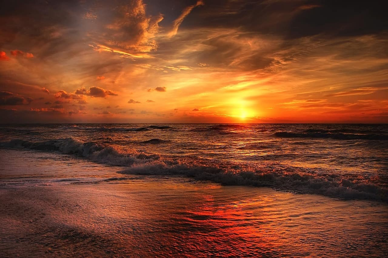 foto di spiaggia