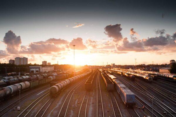 13 foto di treni