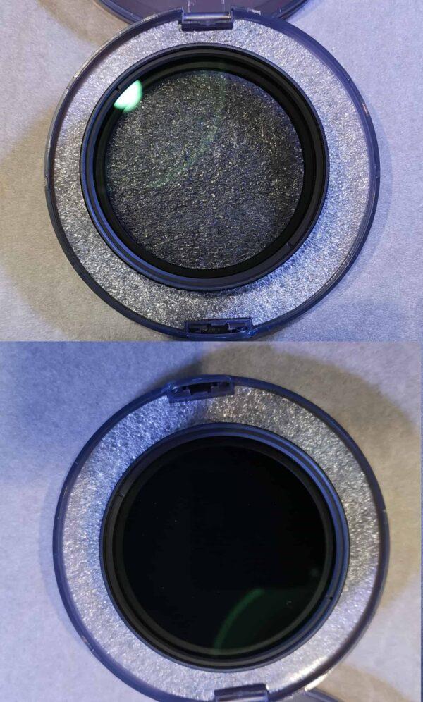 K&F Concept filtro ND