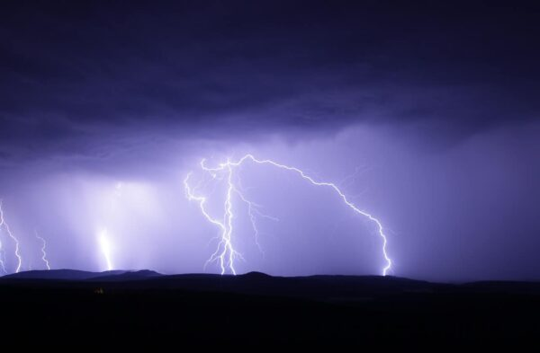 come fotografare i fulmini